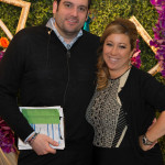 Michelle with Chris Rebollo (venue director at The Estate)